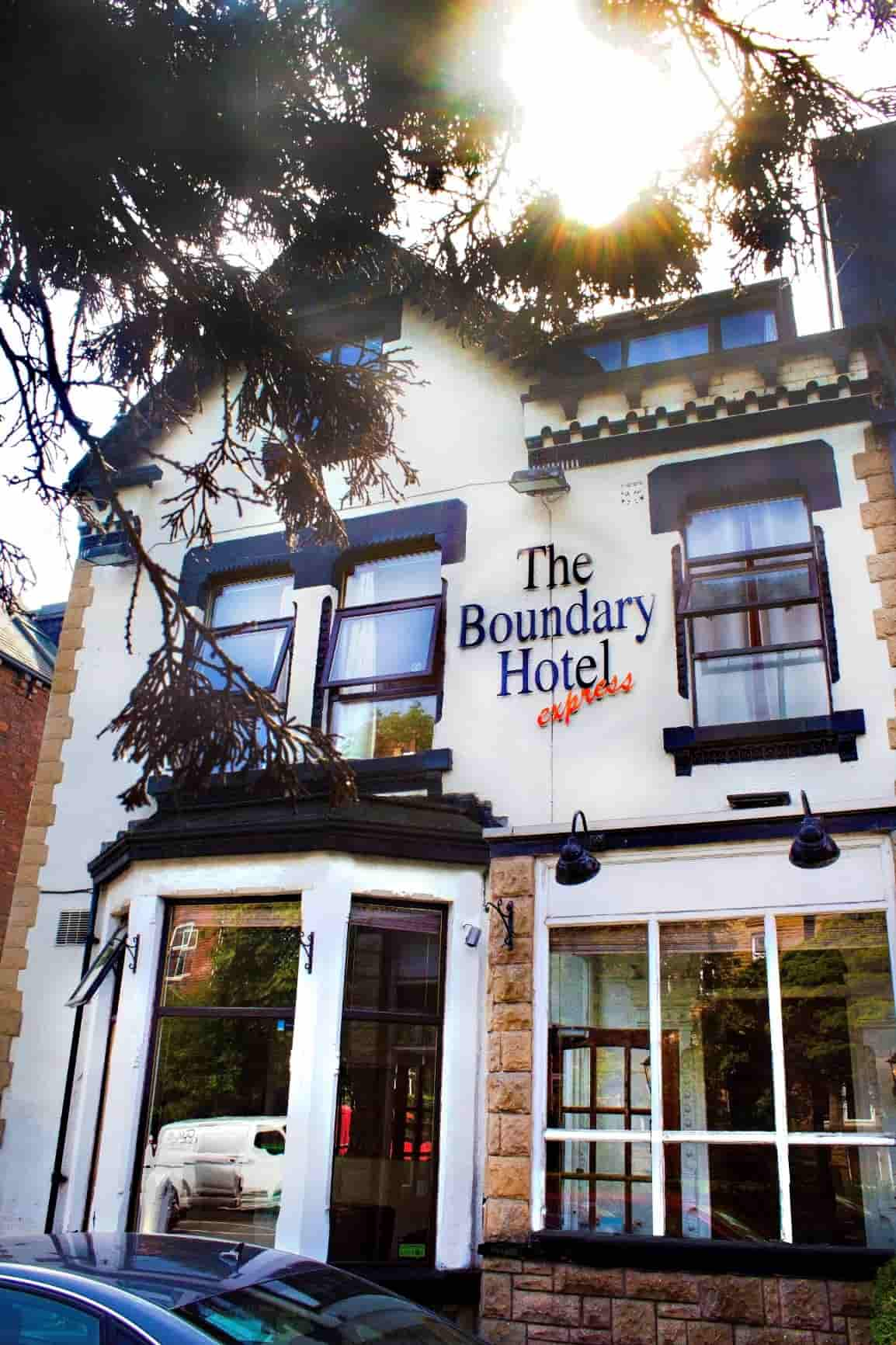the boundary hotel headingley, leeds