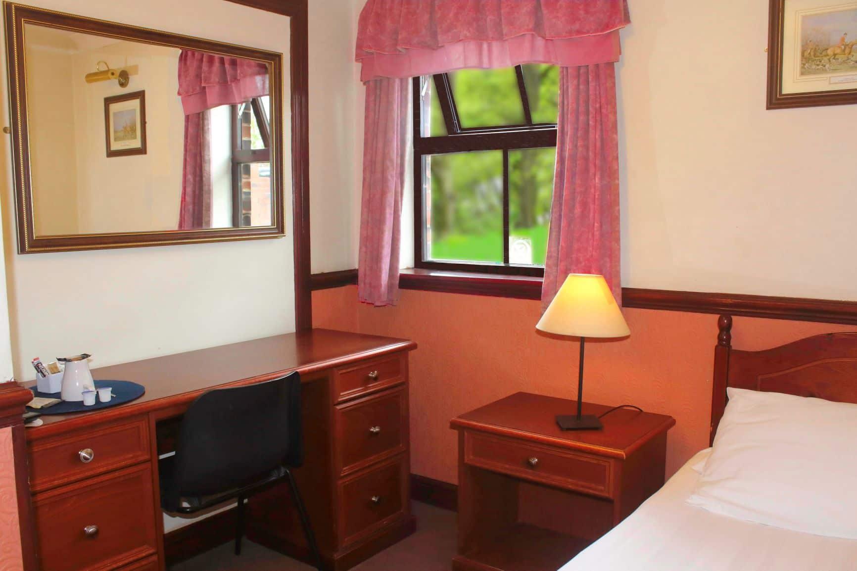 butlers hotel room