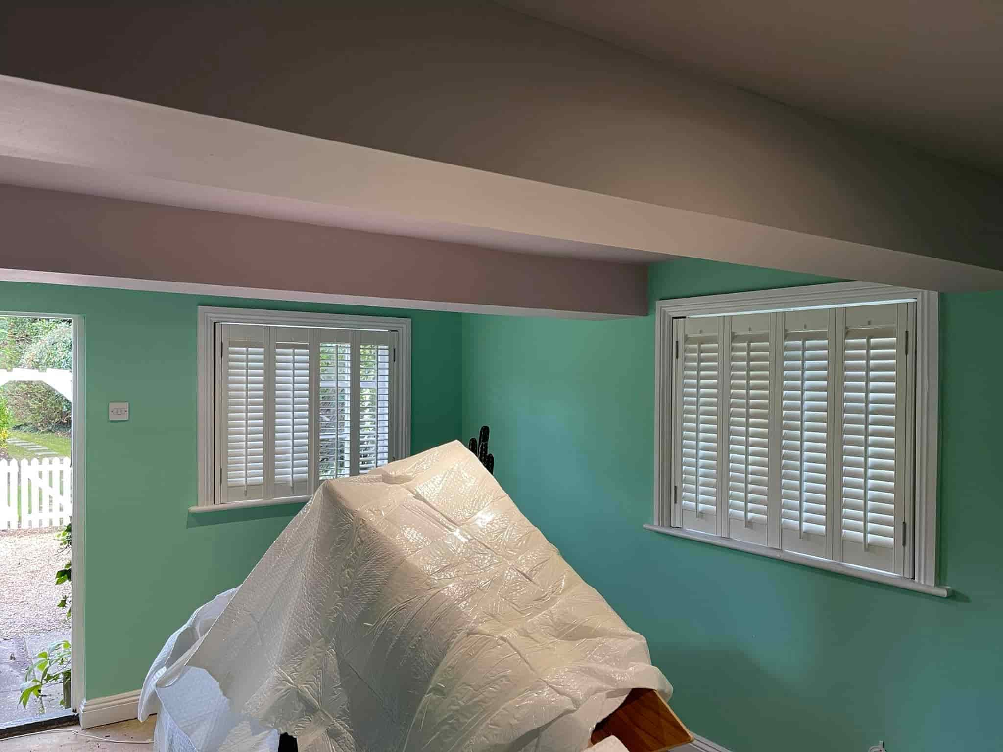 interior painting in marlow
