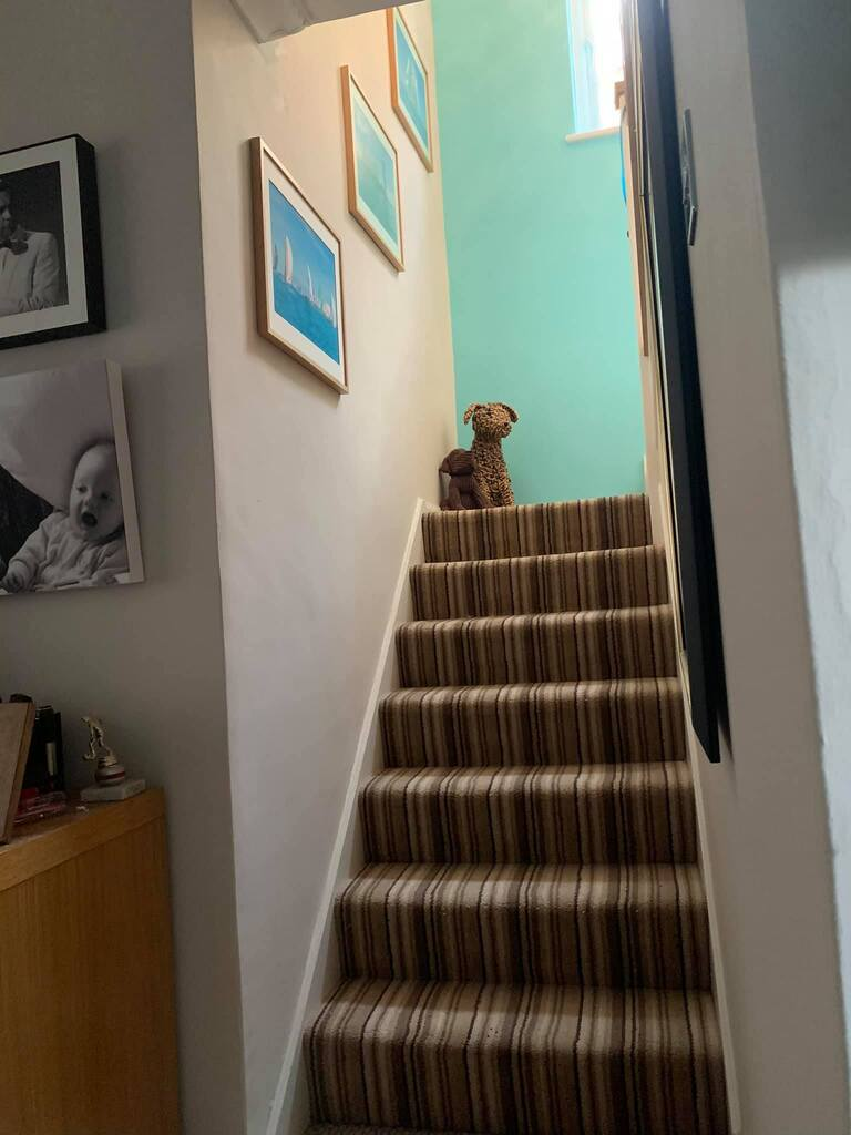 stair decorating