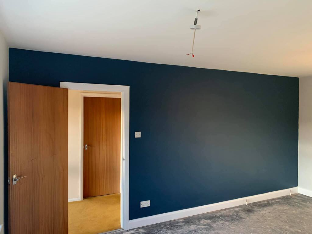 feature wall in marlow