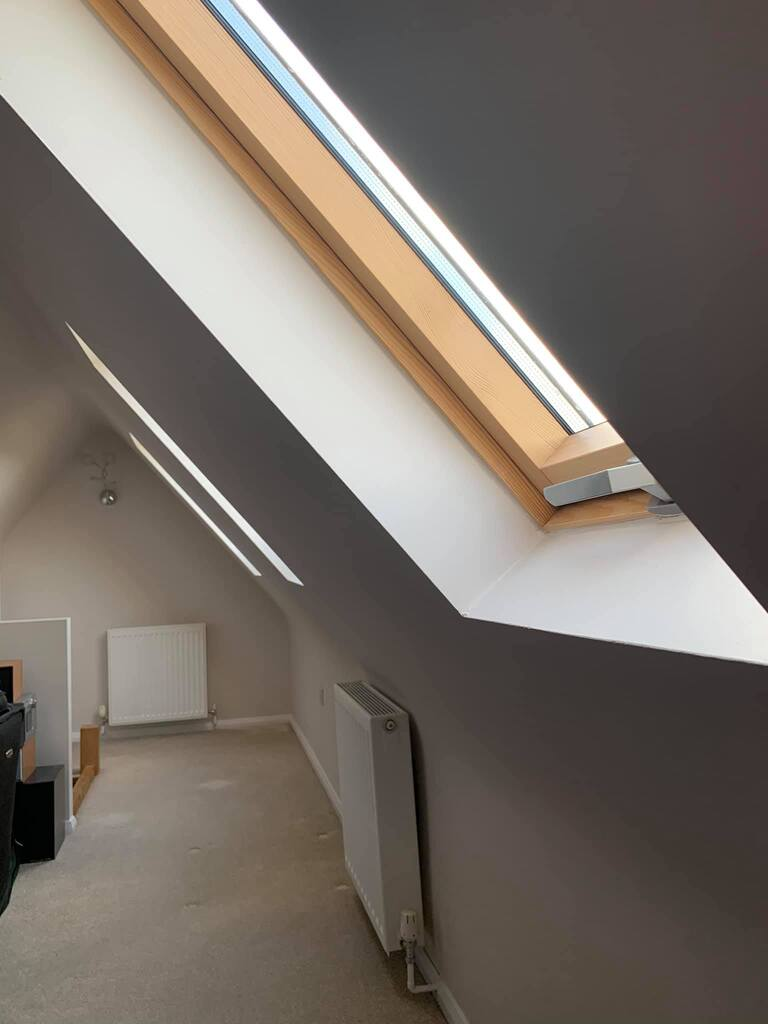 loft conversion decorating