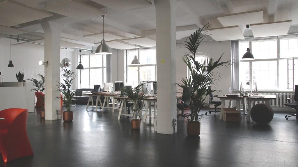office refurbishments london