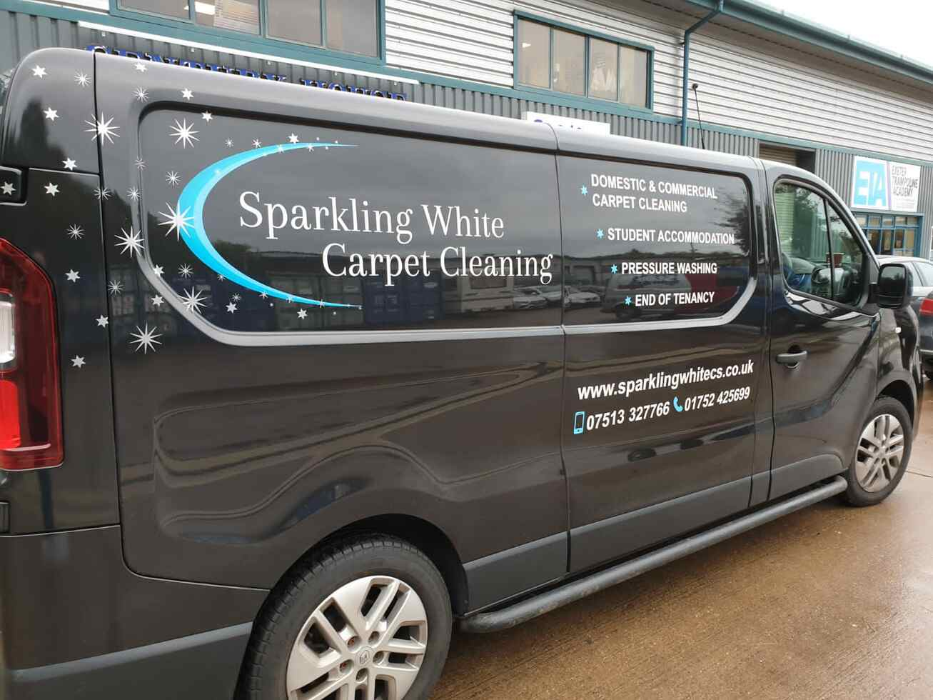 Sparkling White Carpet Cleaning