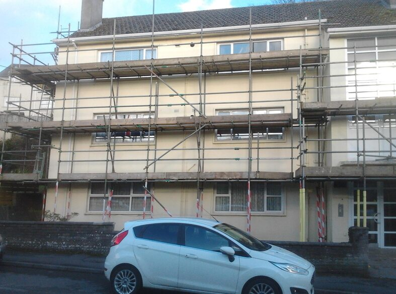 domestic scaffolding plymouth