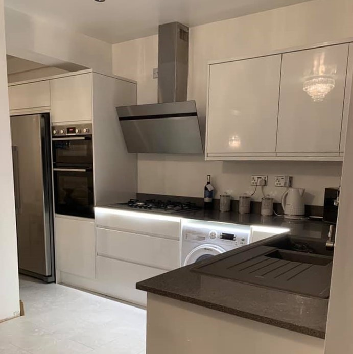 kitchen renovation bexleyheath